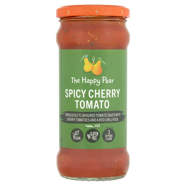 The Happy Pear Spicy Tomato Sauce