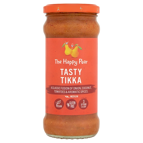 The Happy Pear Tasty Tikka Sauce