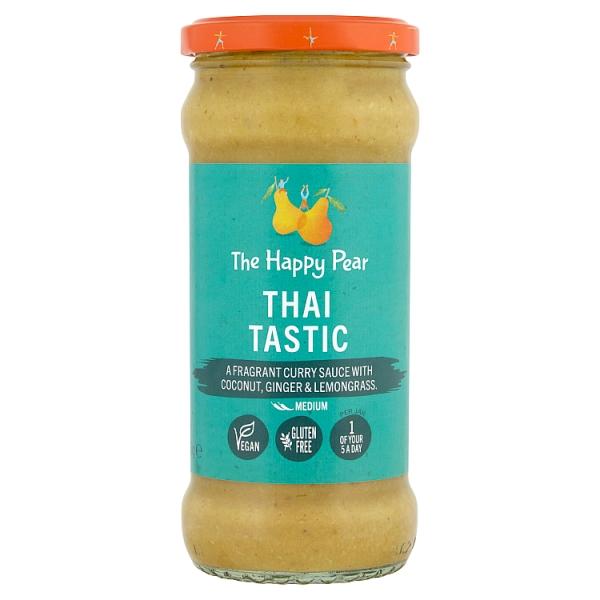 The Happy Pear Thai Tastic Sauce