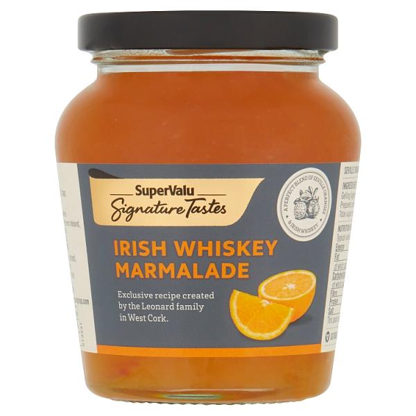Signature Tastes Irish Whiskey Marmalade