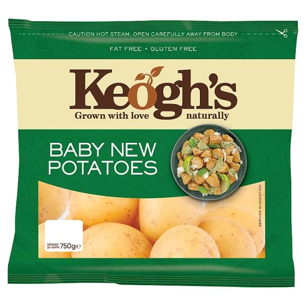 Keogh's Baby New Potatoes