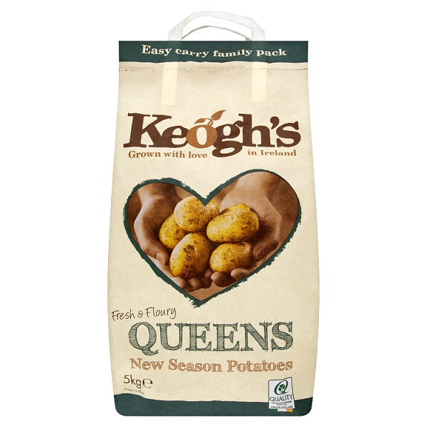 Keogh's Queen Potatoes Carry Pack