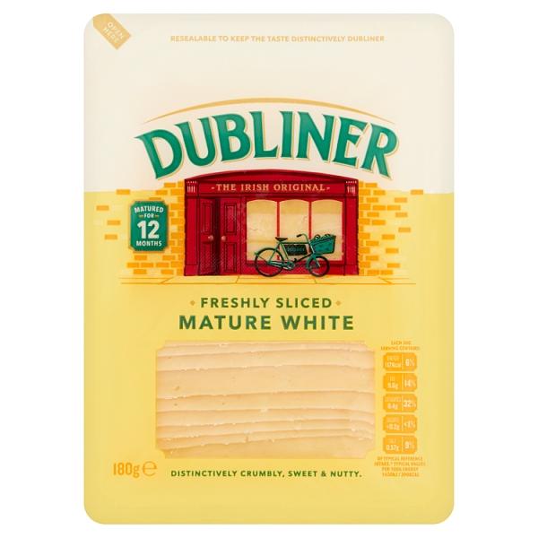 Dubliner Mature White Slices