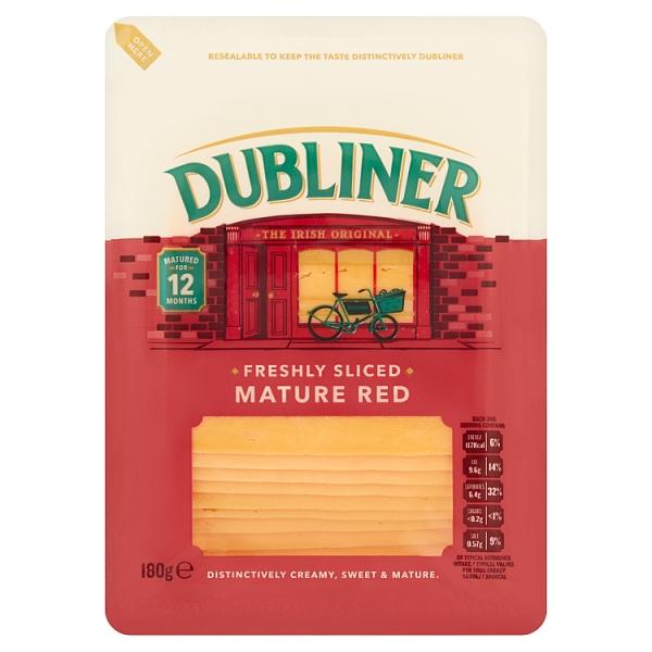 Dubliner Mature Red Slices