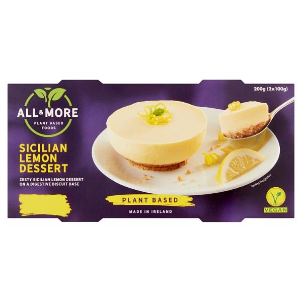 All & More Sicilian Lemon Dessert