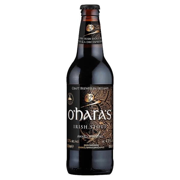 O'Hara's Irish Stout Bottle