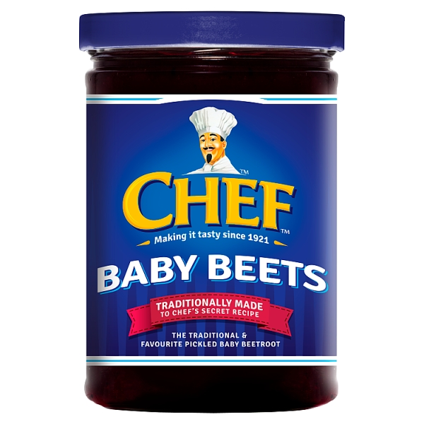 Chef Baby Beets