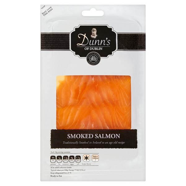 Dunn's Smoked Salmon
