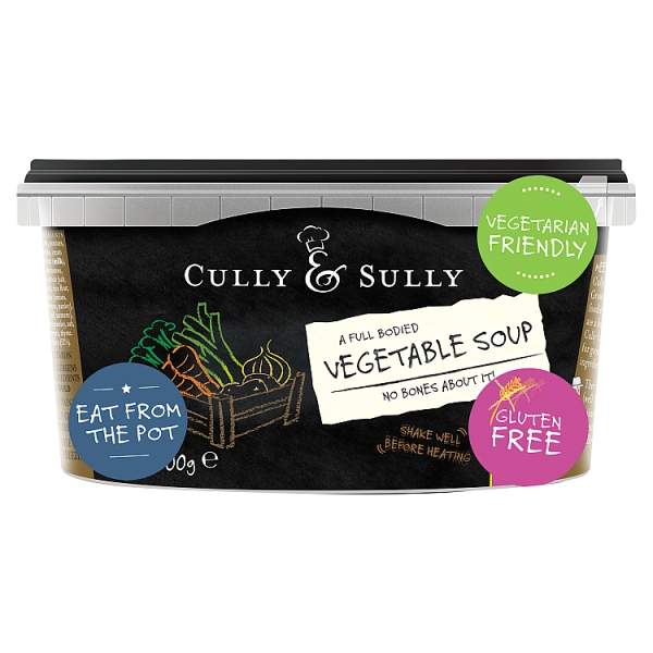 Cully &SULLY Vegetable Soup