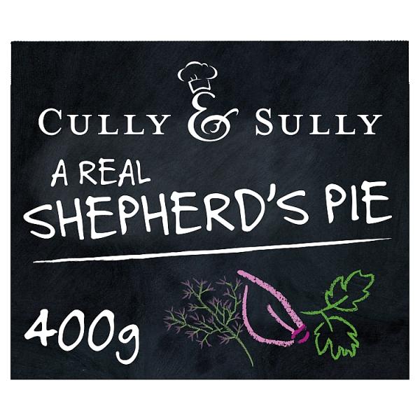 Cully &SULLY Shepherds Pie