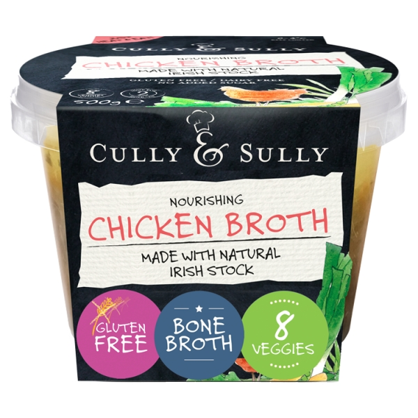 Cully &SULLY Nourishing Chicken Broth