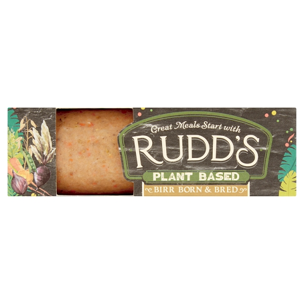 Rudds Meat Free White Pudding