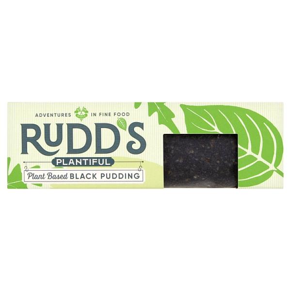 Rudds Meat Free Black Pudding
