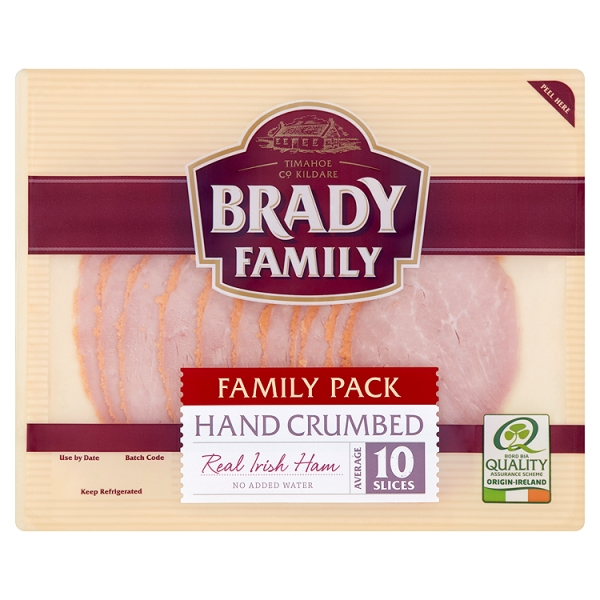 Brady Family Crumbled Family Pack