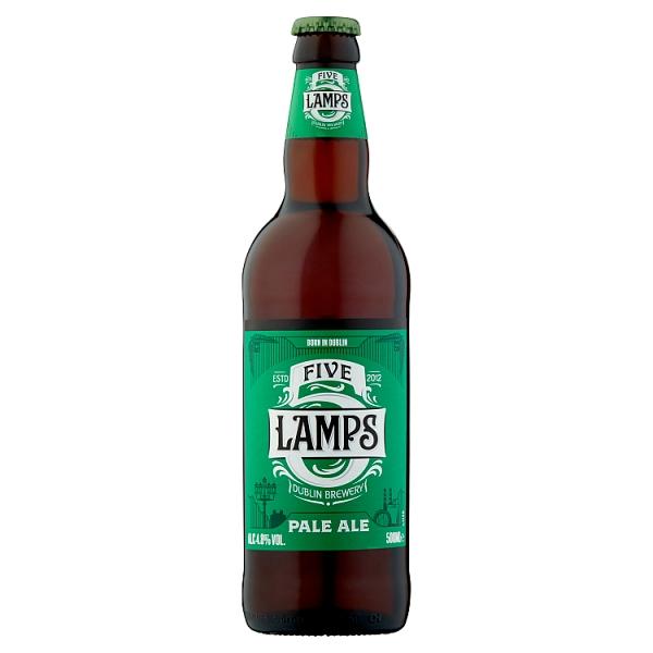 5 Lamps Pale Ale