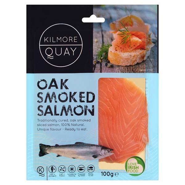 Kilmore Quay Oak Smoked Salmon