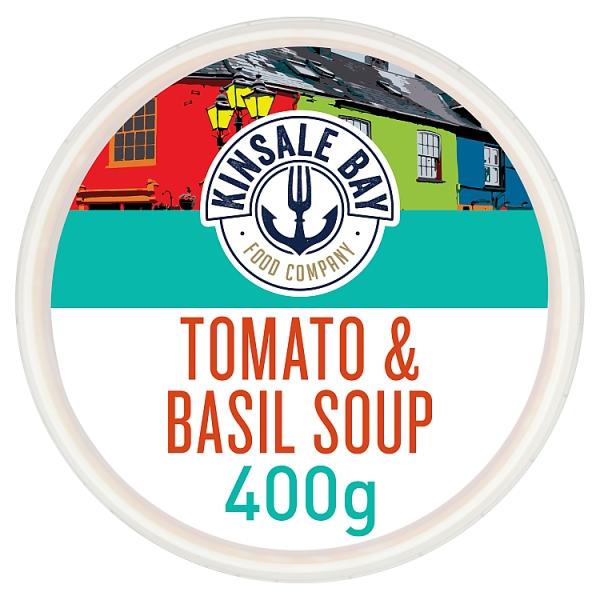 Kinsale Bay Tomato & Basil Soup