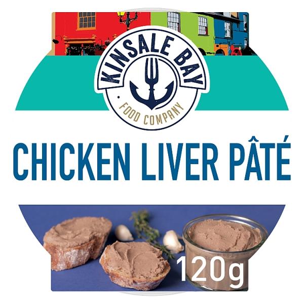 Kinsale Bay Chicken Liver Pate