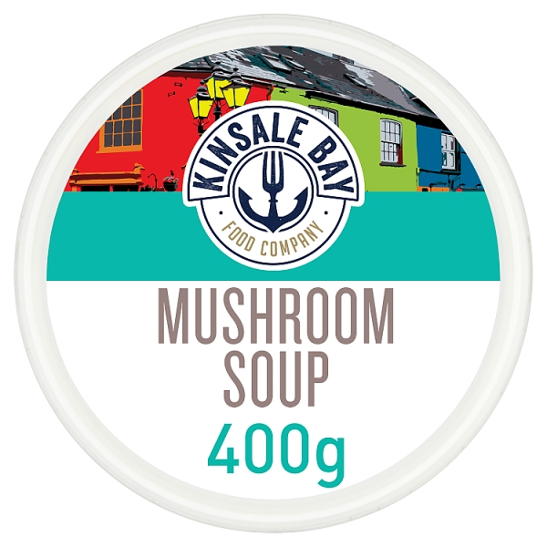 Kinsale Bay Mushroom Soup