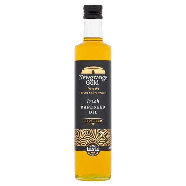 Newgrange Gold Irish Rapeseed Oil