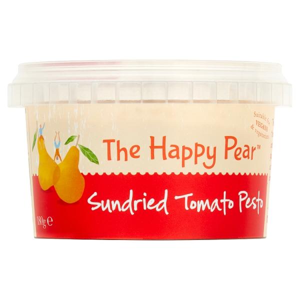The Happy Pear Sundried Tomato Pesto