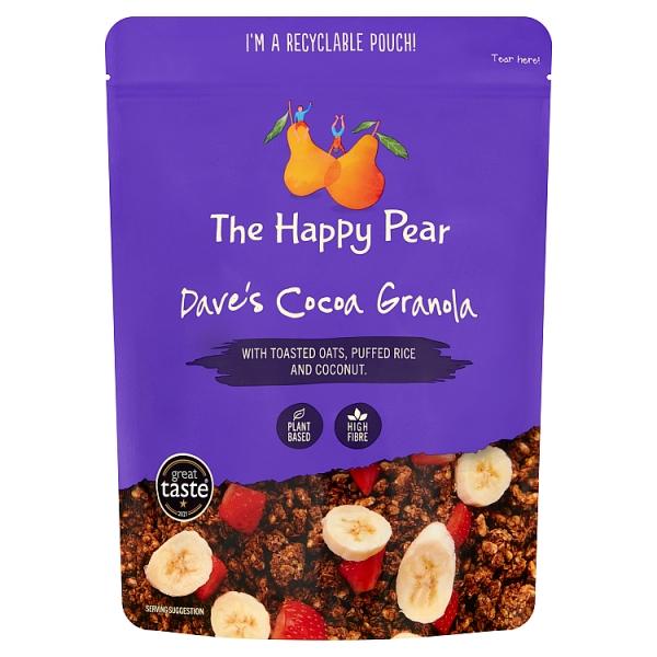The Happy Pear Dave's Cocoa Granola