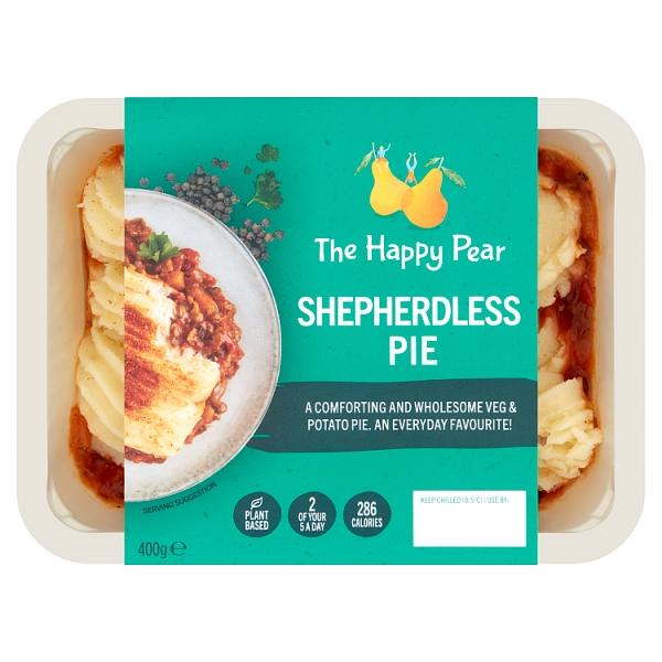The Happy Pear Shepherdless Pie