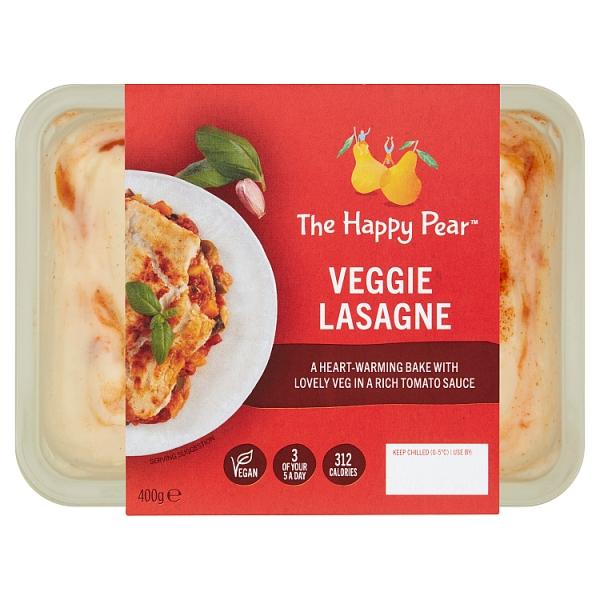 The Happy Pear Veggie Lasagne