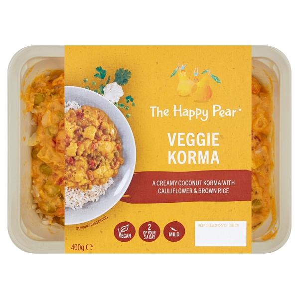 The Happy Pear Veggie Korma