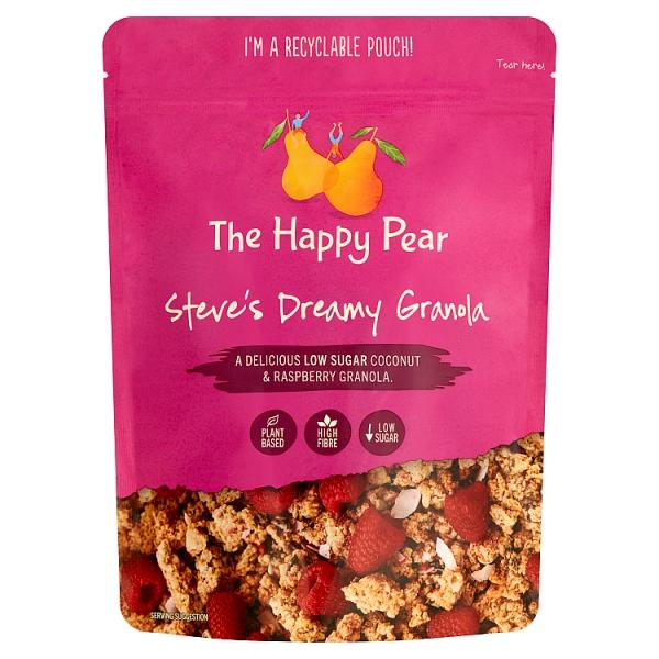 The Happy Pear Steve's Dreamy Granola