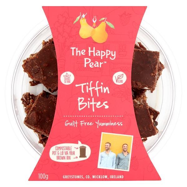 The Happy Pear Tiffin Bites