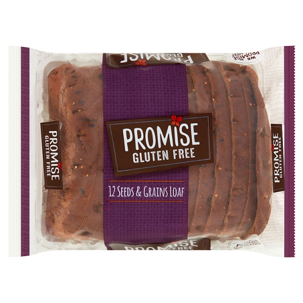 Promise Gluten Free 12 Seeds and Grains Loaf