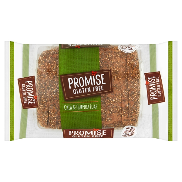 Promise Gluten Free Chia and Quinoa Loaf