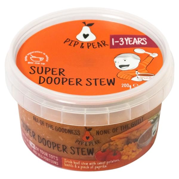 Pip & Pear Super Dooper Stew 1-3 Years