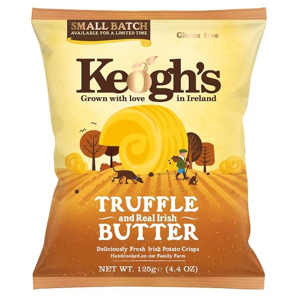 Keogh's Truffle & Real Irish Butter Crisps
