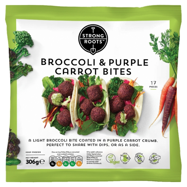 Strong Roots Broccoli Bites