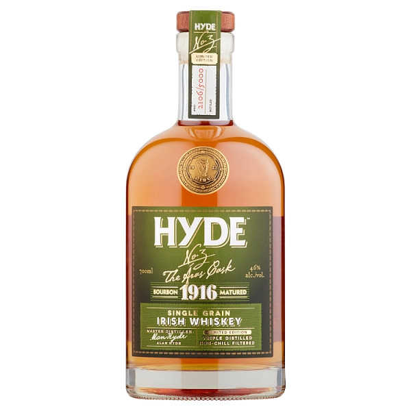 Hyde 1916 Single Grain Irish Whiskey