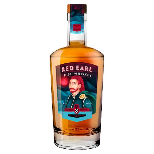 Red Earl Irish Whiskey