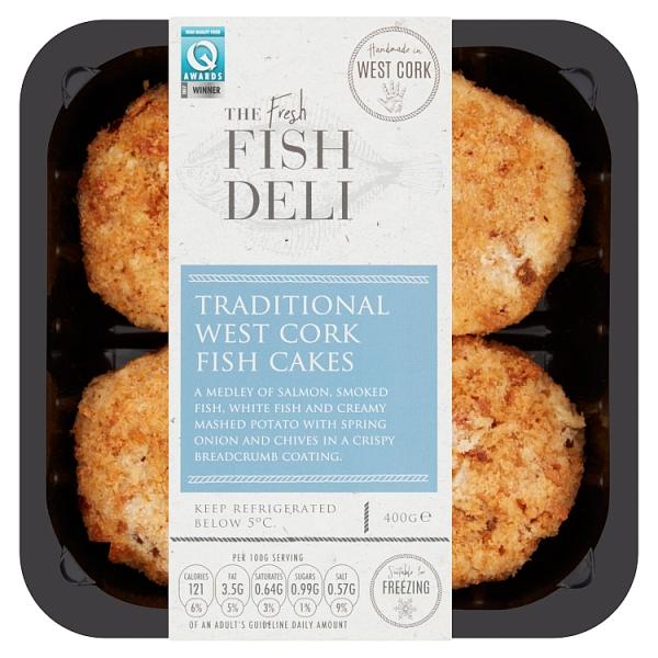 The Fresh Fish Deli West Cork Fish Cakes