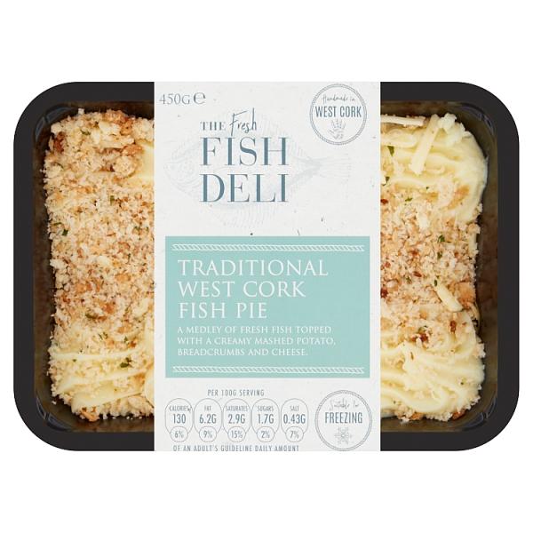 The Fresh Fish Deli West Cork Fish Pie
