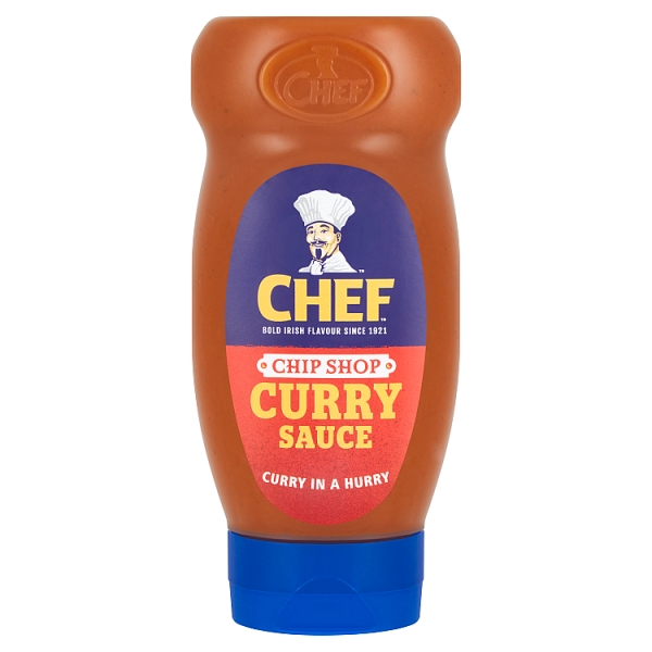 Chef Chip Shop Curry Sauce