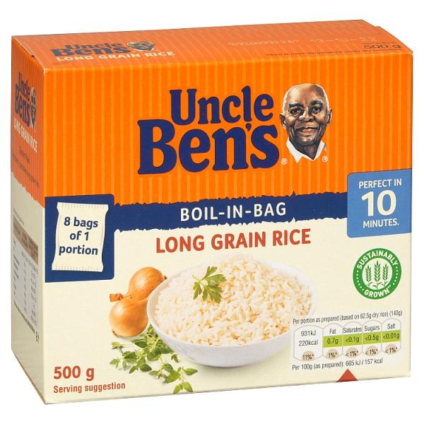Uncle Ben S Pet Food