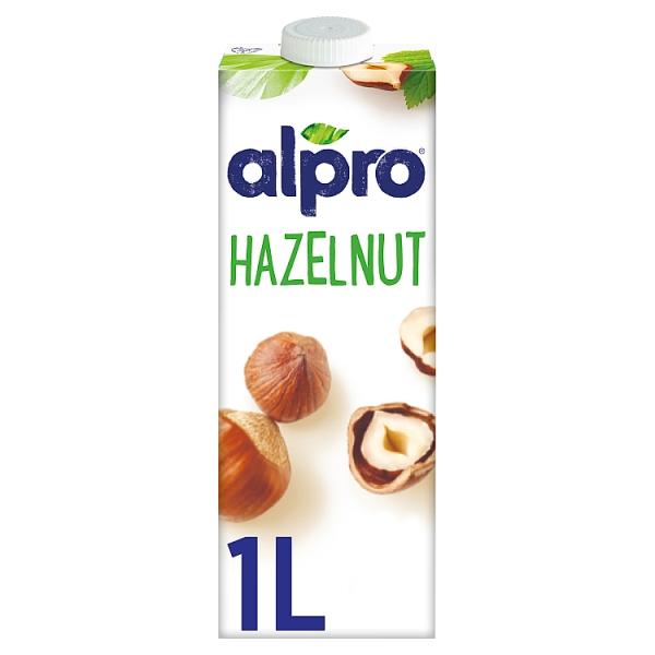Alpro Dairy Free Hazelnut Milk