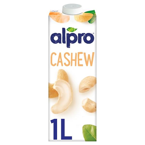 Alpro Dairy Free Cashew Milk