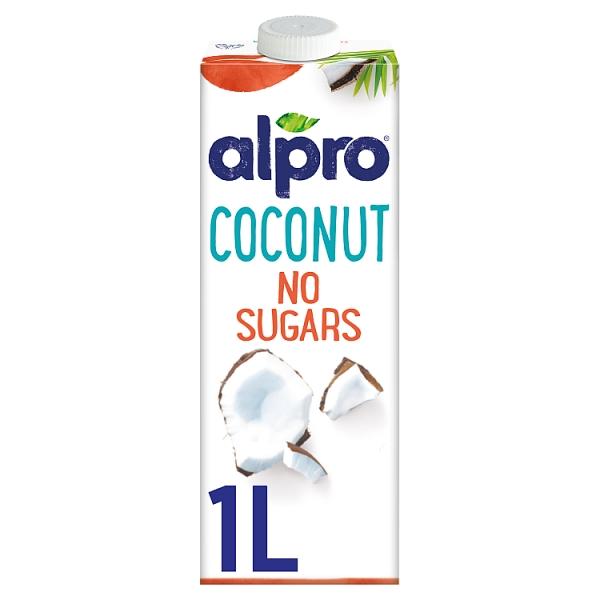 Alpro Coconut Unsweetened