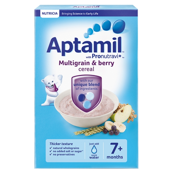 Aptamil Cereal Multigrain & Berry