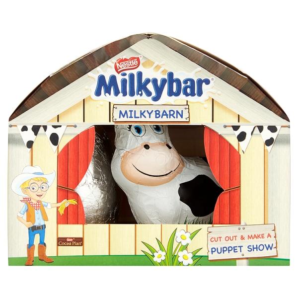 Milkybar Barn Egg