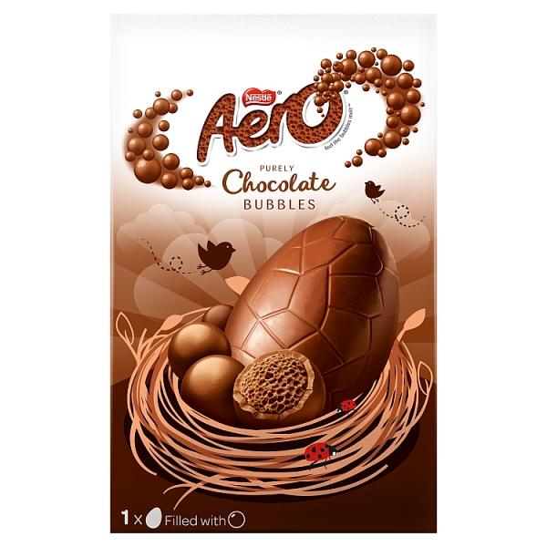 Aero Bubbles Medium Easter Egg