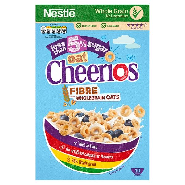 Nestlé Low Sugar Oat Cheerios Cereal