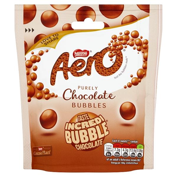 Aero Bubbles Milk Pouch